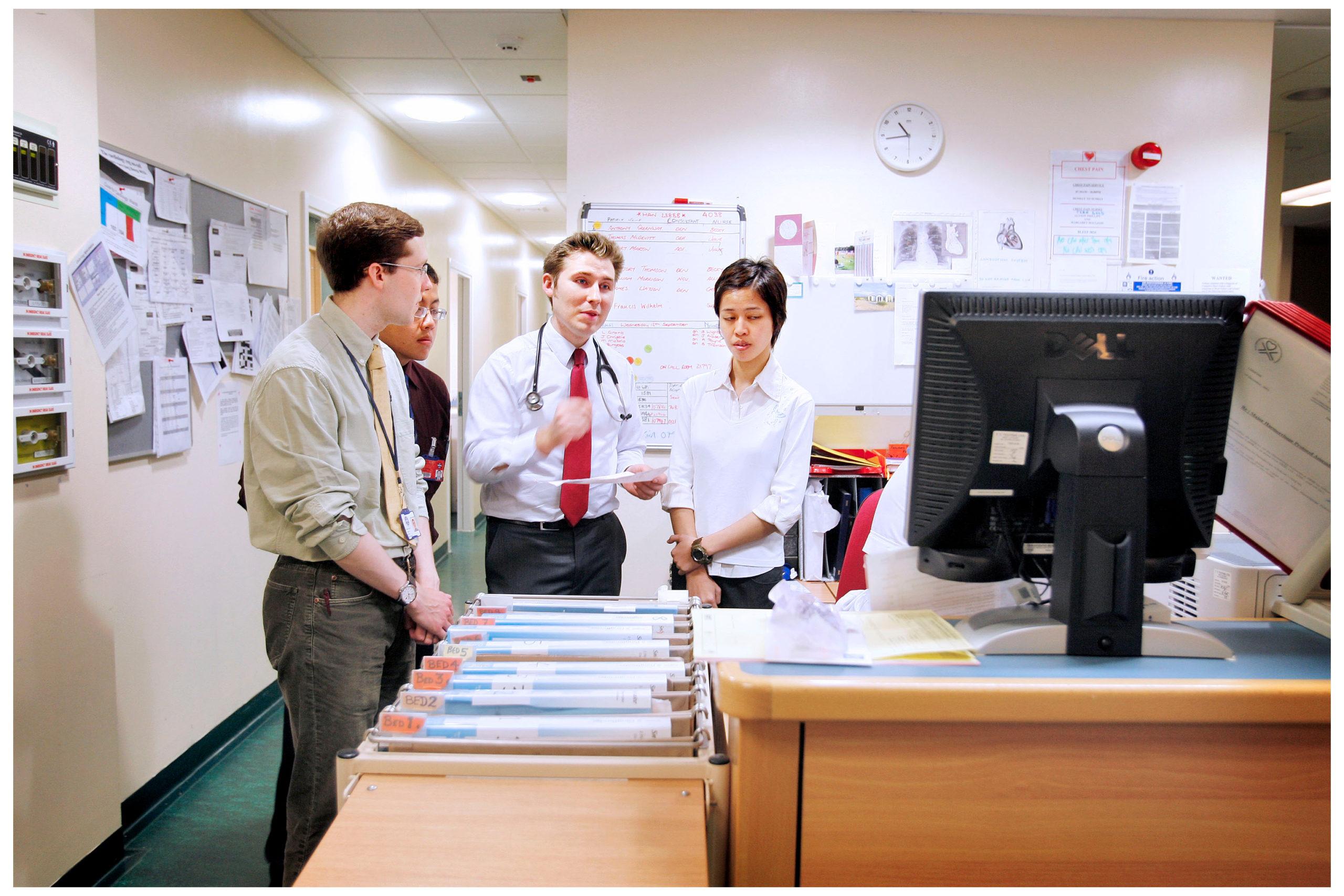 health innovation scotland medics